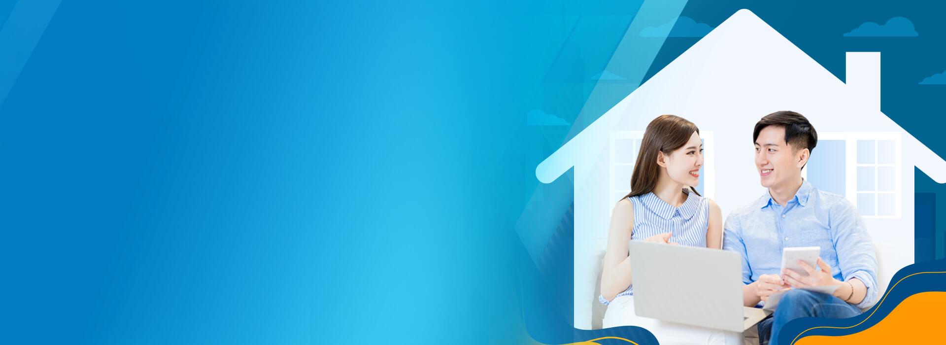 Top-banner-promotion home internet